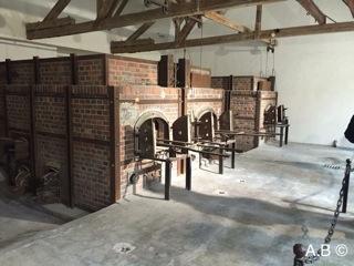 Le camp de Dachau